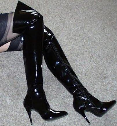 sexiga skor svensk porrr