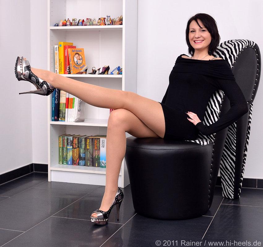 Fuss High Heels | Tsaa Heel